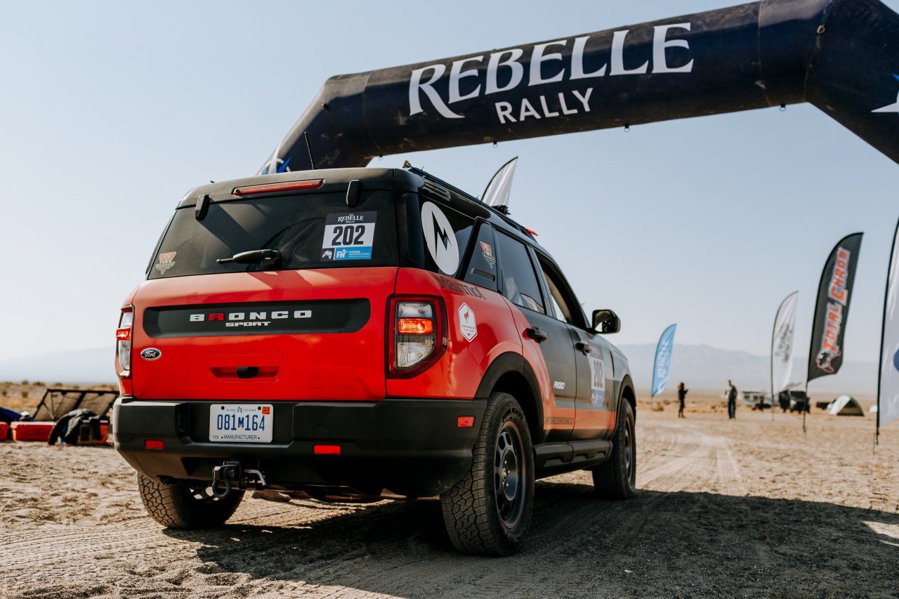 Bronco, New Bronco wins X-Cross class in women-only off-road rally, ClassicCars.com Journal