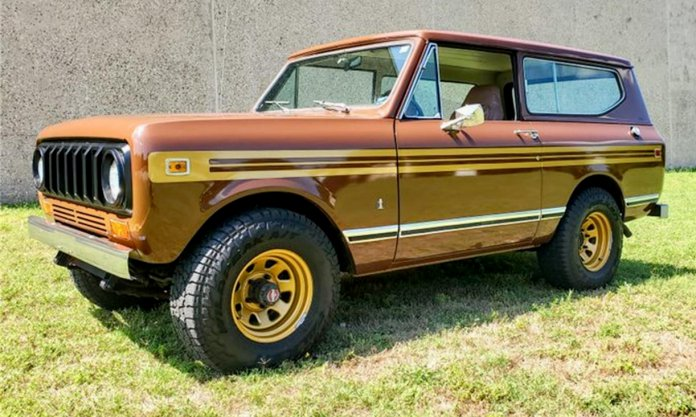 1979 Scout