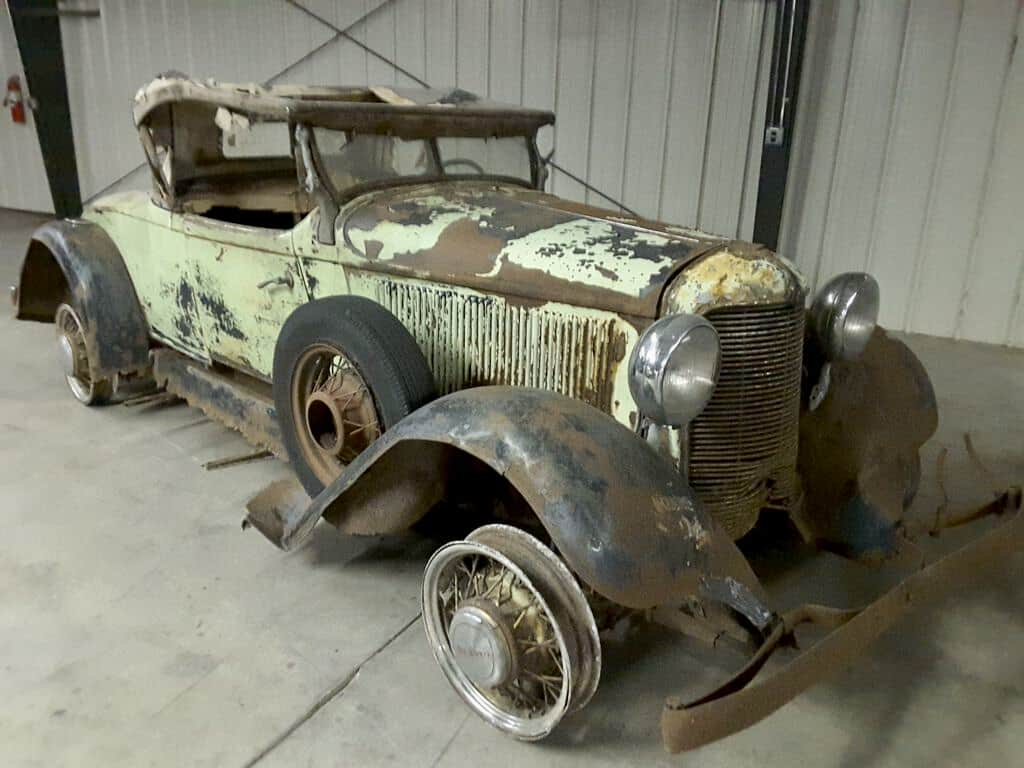 1932, Collection grows from fascination with 1932 Chryslers, ClassicCars.com Journal