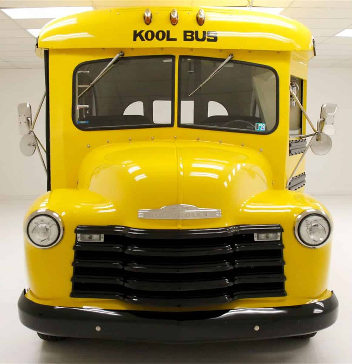 bus, Pick of the Day: 'Too Kool for School' bus, ClassicCars.com Journal