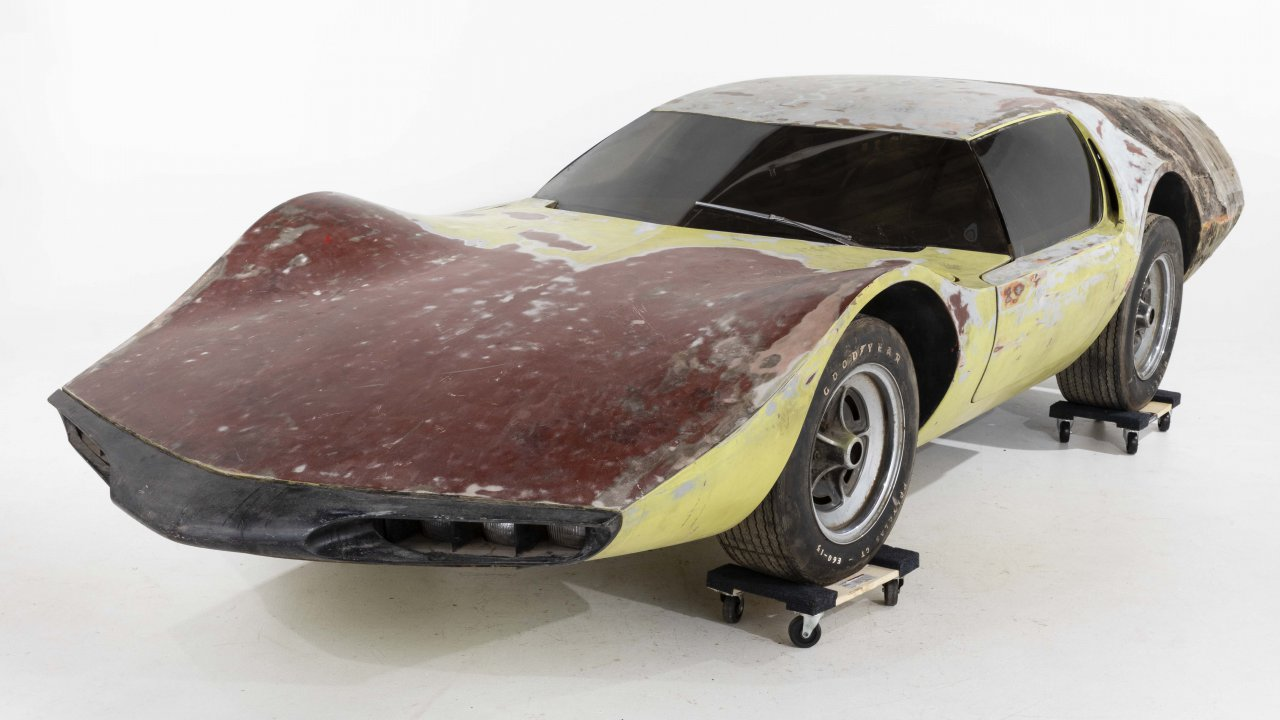 Bucci, Artist couldn't afford to buy a sports car, so he created his own, ClassicCars.com Journal