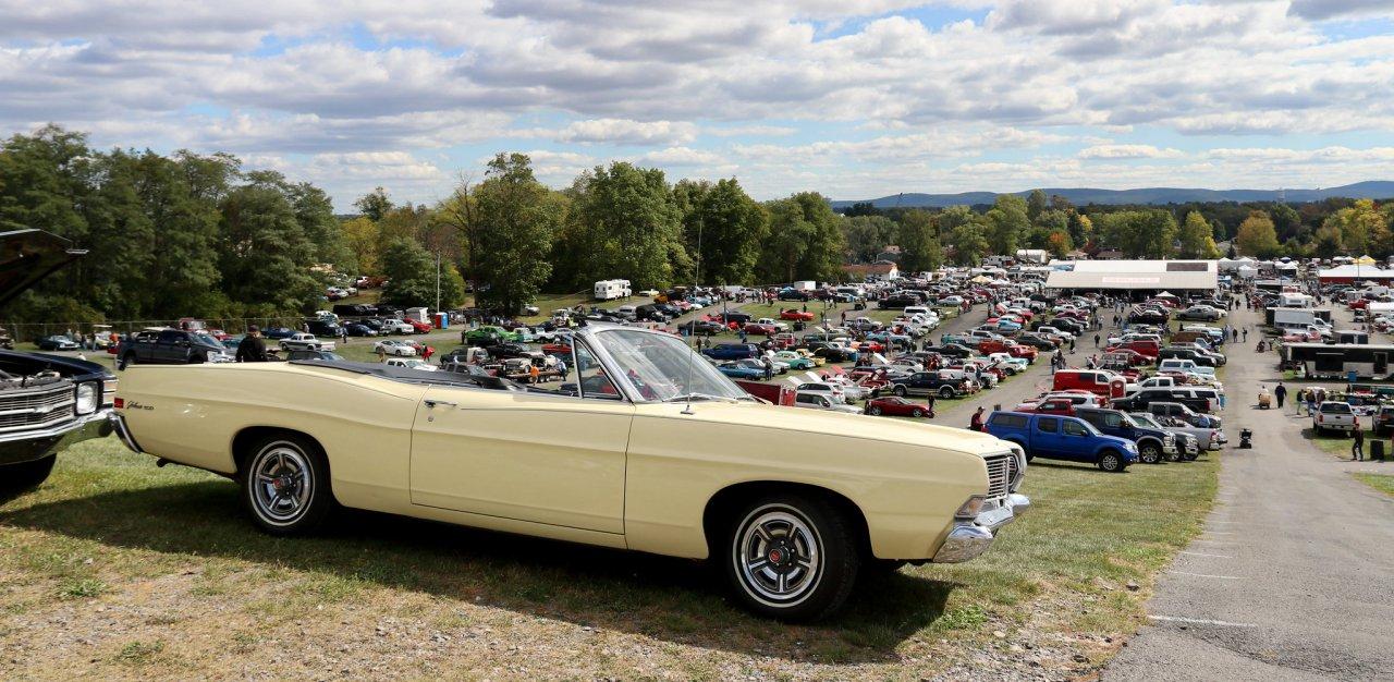 Fall Carlisle, Fall Carlisle features AACA, 'Anymotive' sales, ClassicCars.com Journal