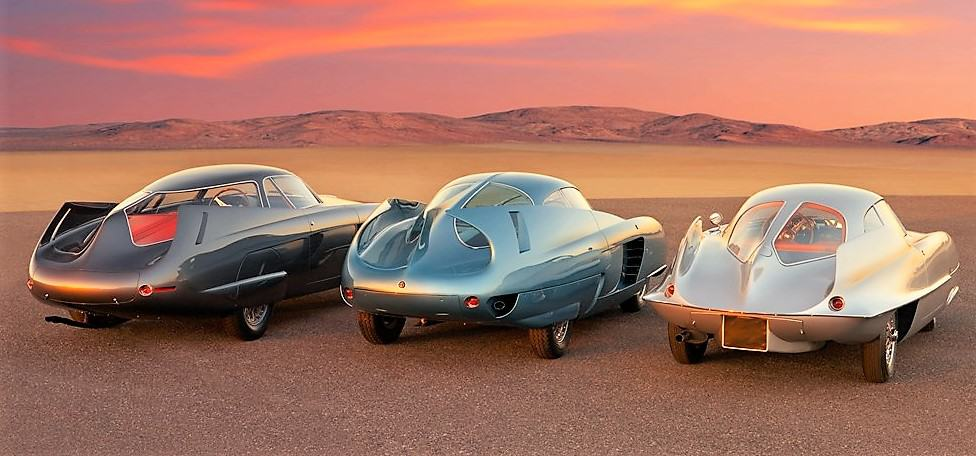 alfa, Acclaimed Alfa  B.A.T. concept cars to be auctioned by RM Sotheby's, ClassicCars.com Journal