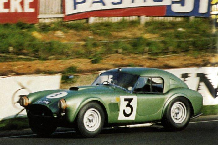 AC at Le Mans