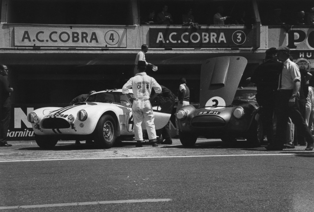 AC Cobra, AC re-creating 1963 factory Le Mans cars, but this time electric powered, ClassicCars.com Journal