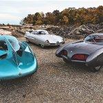 Alfa Romeo BAT trio RM