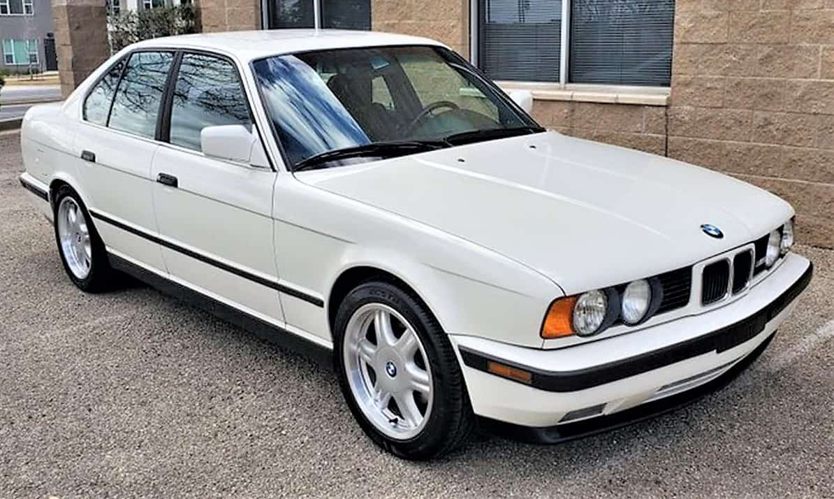 Pick Of The Day 1991 Bmw M5 The Forgotten Performance Model