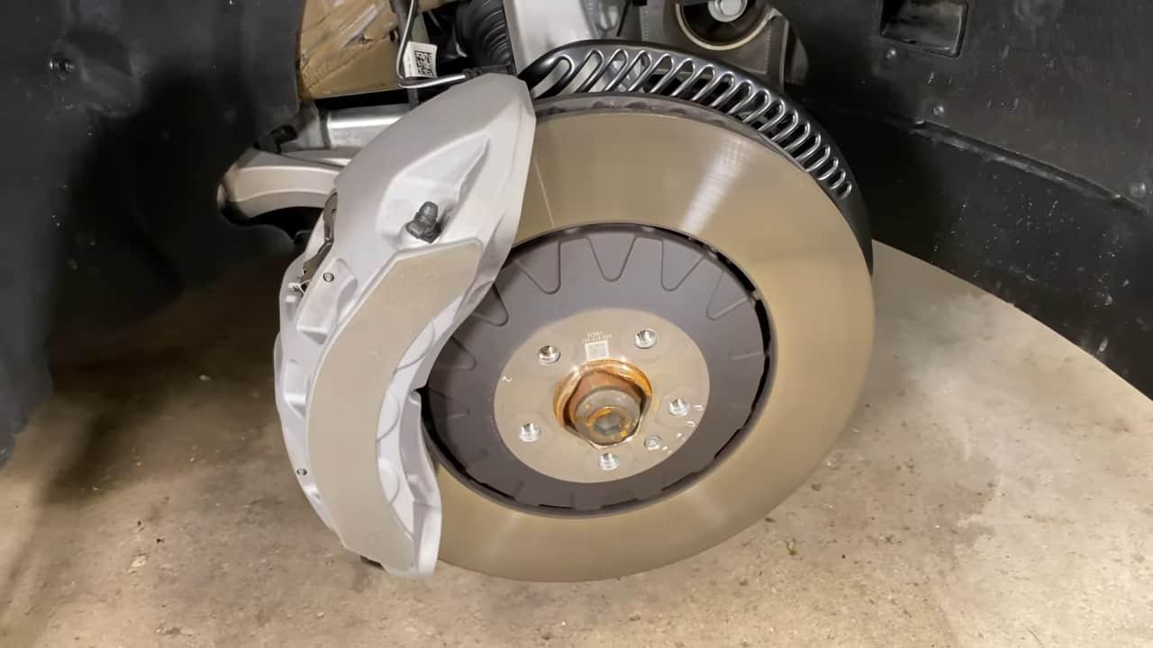 Audi brake-by-wire