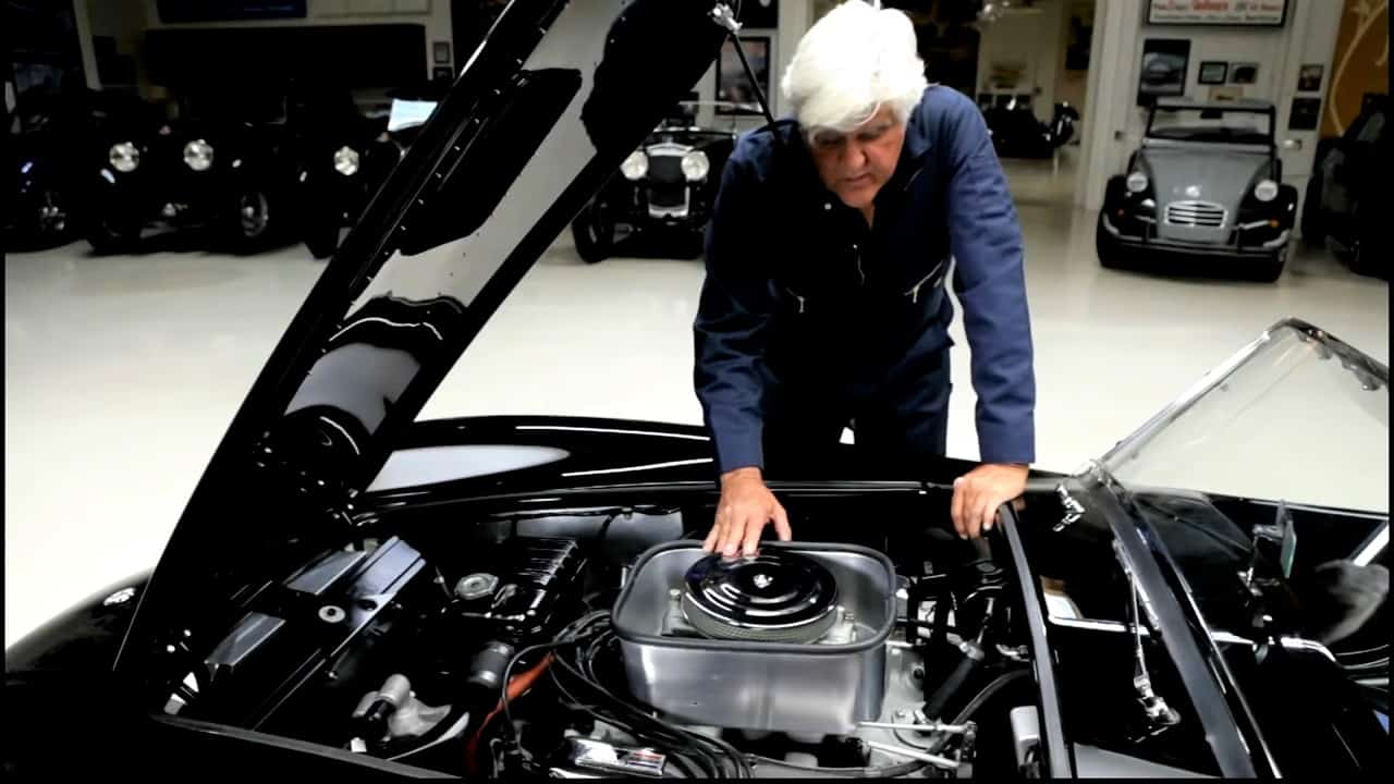 Jay Leno's Garage Shelby Cobra