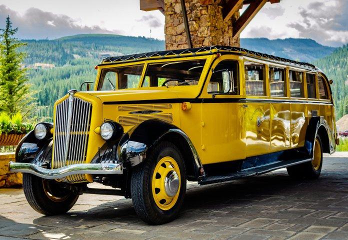 1936 White bus