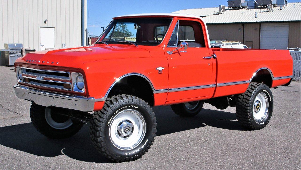 barrett-jackson, Custom trucks, SUVs will roar into Barrett-Jackson Fall Auction, ClassicCars.com Journal
