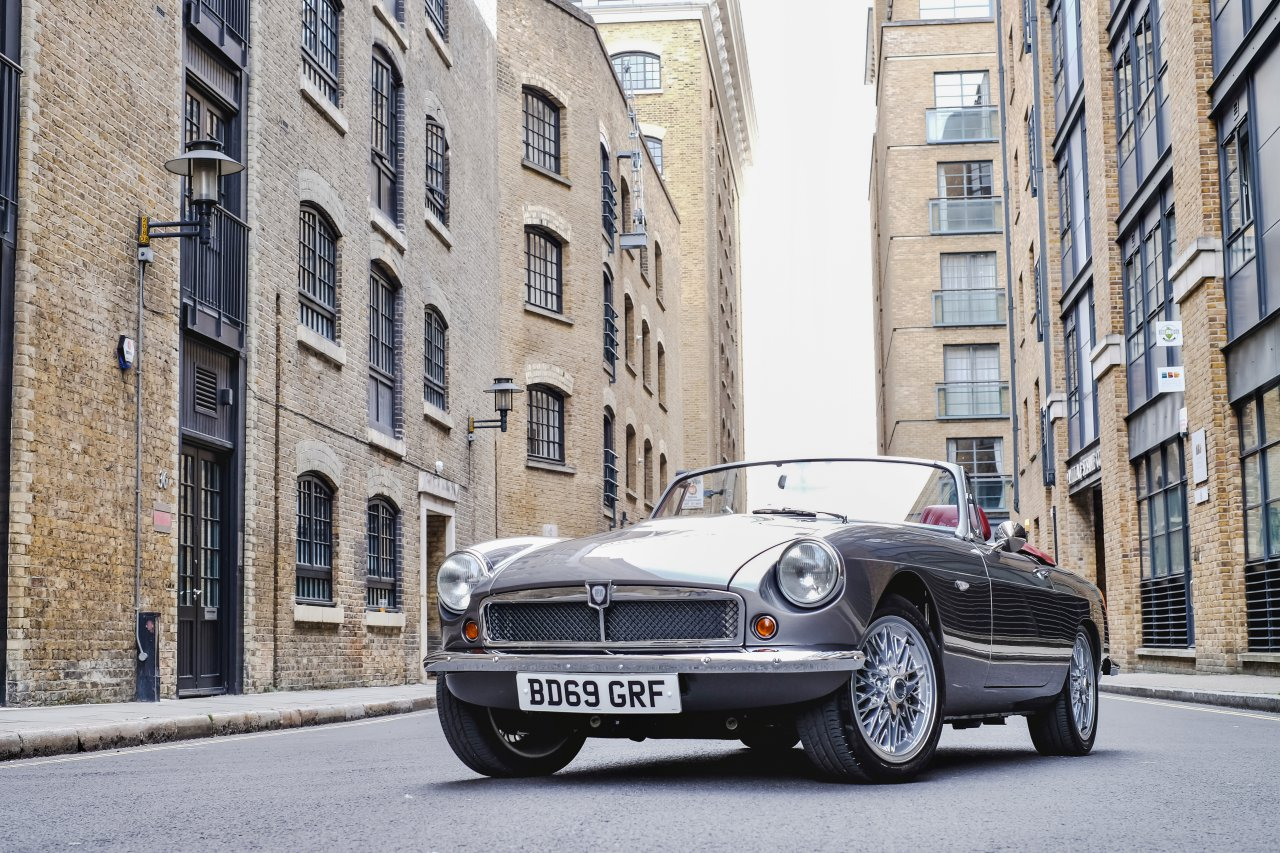 roadster, Another retro EV emerges from UK, ClassicCars.com Journal