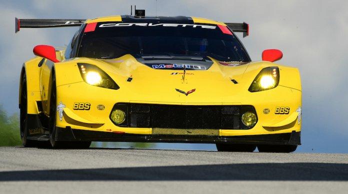 Michelin Corvette