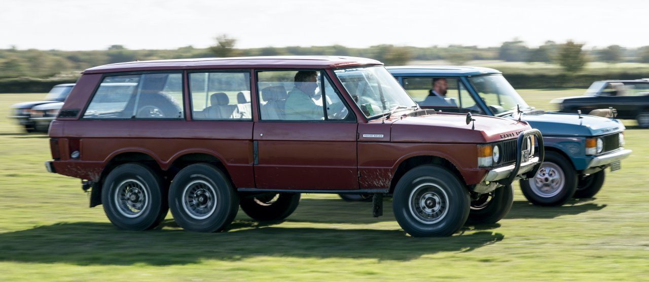 Land Rover, Land Rover showcases 50 years of vehicle history, ClassicCars.com Journal