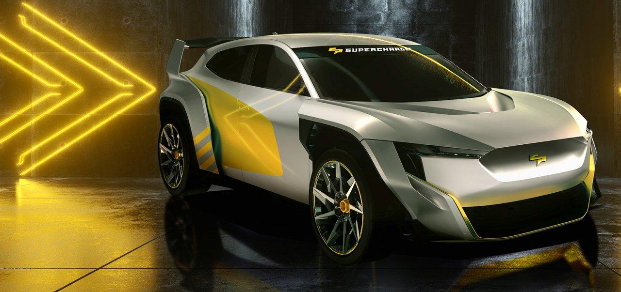 SuperCharge electric racing