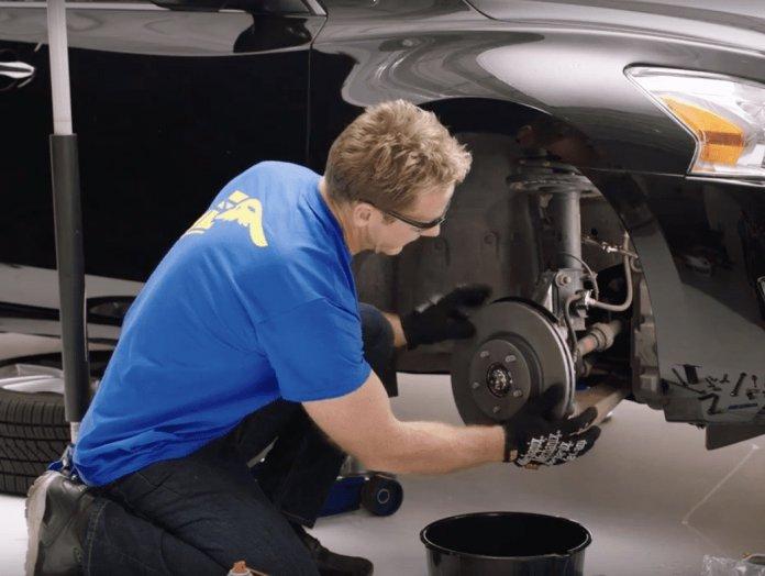 Goodyear brakes