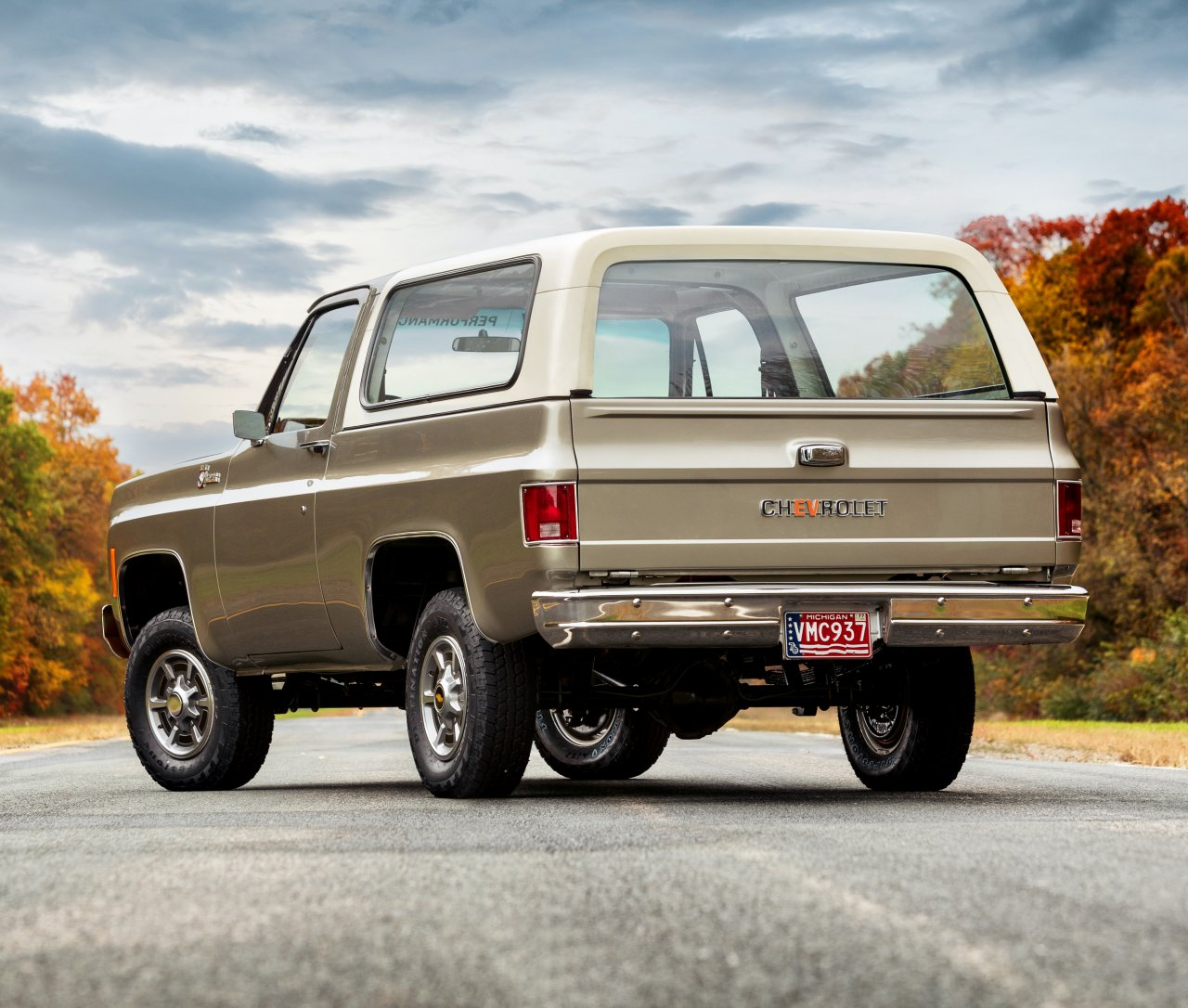 electric, Chevrolet can't wait for SEMA360 to unveil electrified vintage Blazer, ClassicCars.com Journal