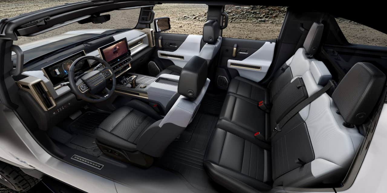 Hummer, GMC unveils electric Hummer pickup truck, ClassicCars.com Journal