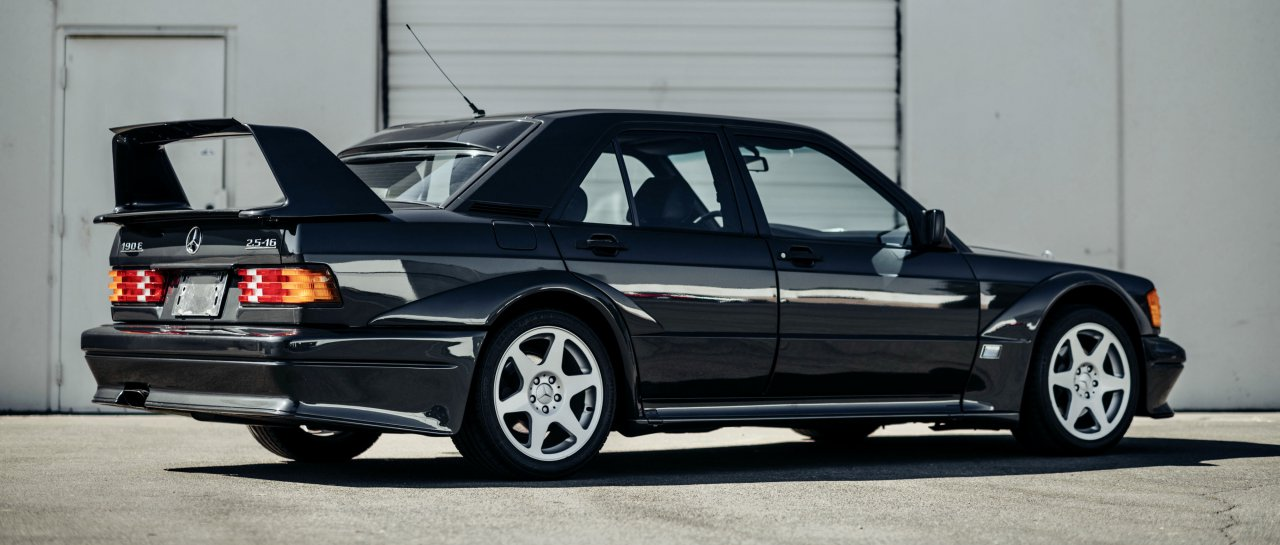 RM Sotheby's 1990 Mercedes-Benz 190 E 2.5-16 Evolution II
