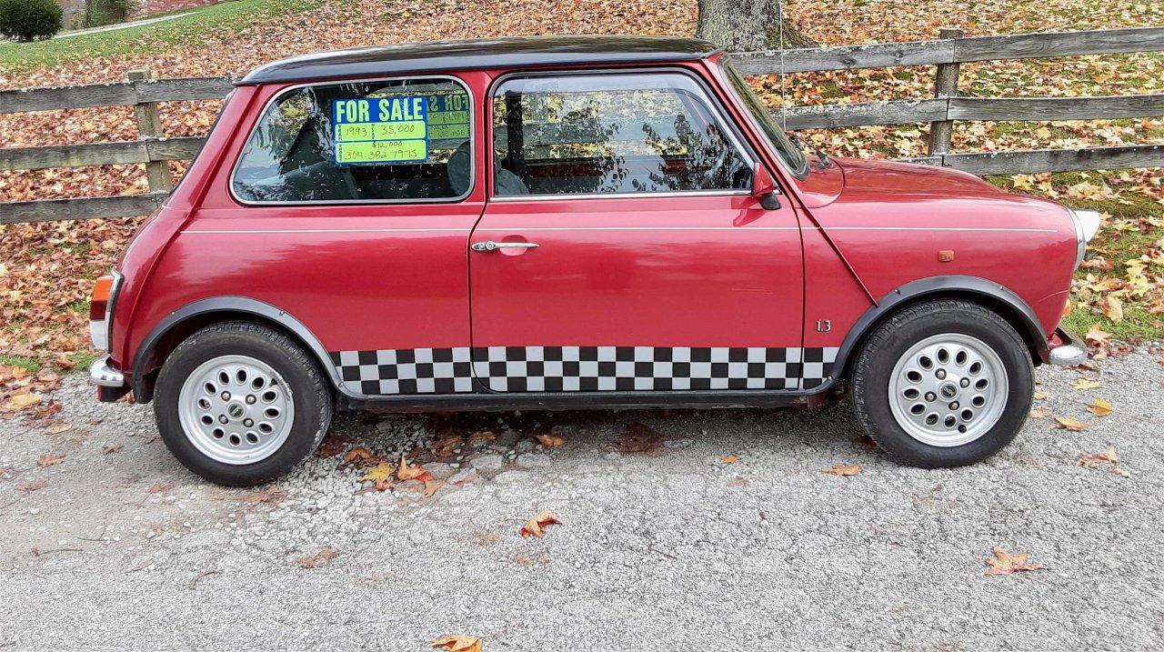 1993 Mini Rover