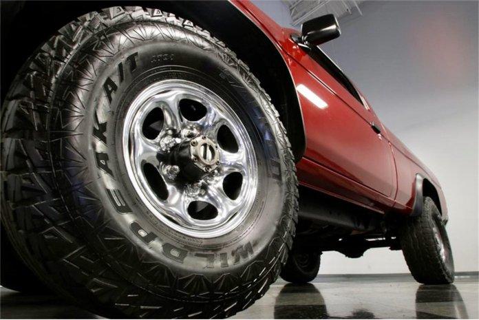 1991 Nissan Hardbody 4x4