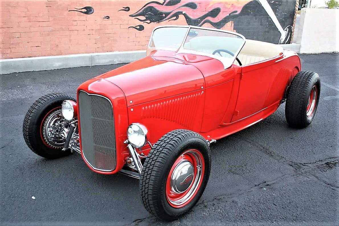 Pick Of The Day Period Built 29 Ford Hot Rod Restored With Modern Gear