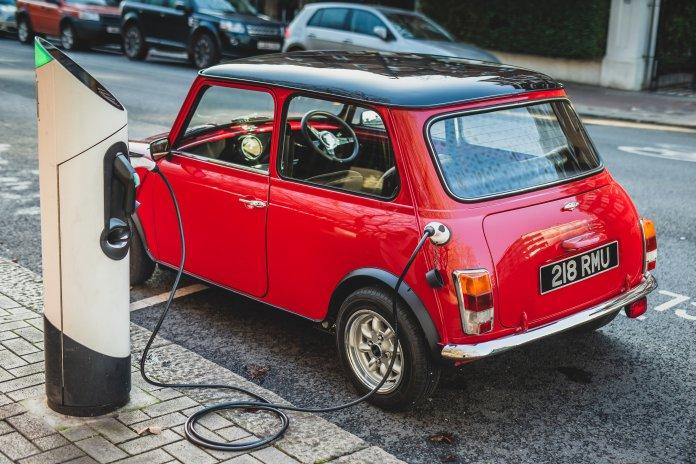electric vintage Mini