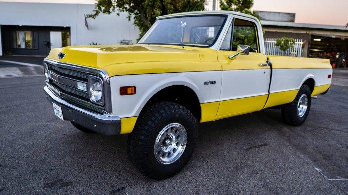 1970 Chevy C-10