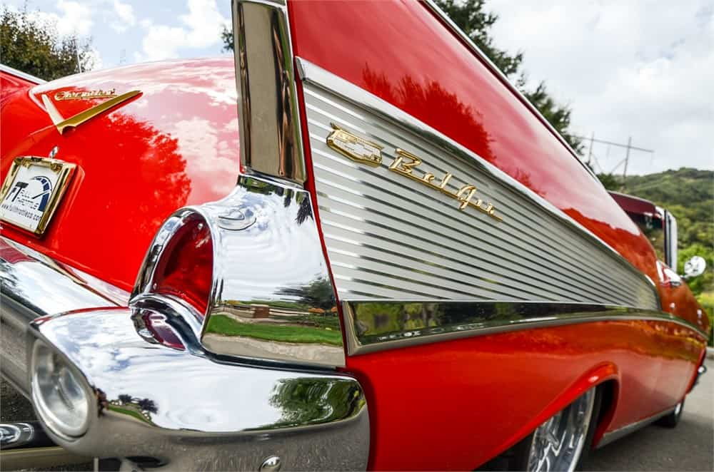 , '57 Chevy convertible gets resto-mod updates, ClassicCars.com Journal