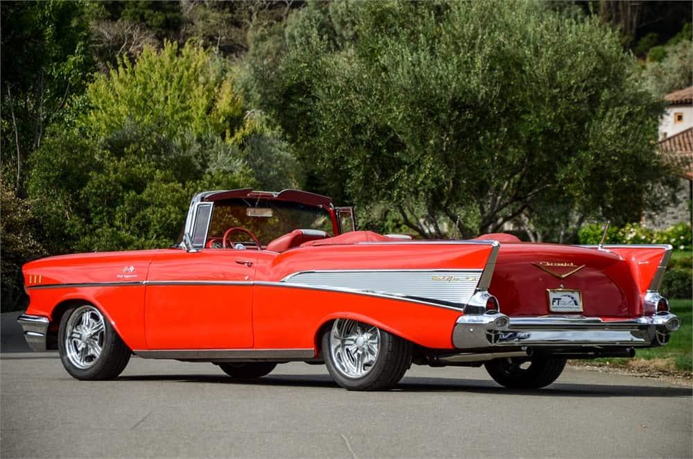 Resto-mod 1957 Chevy Bel Air