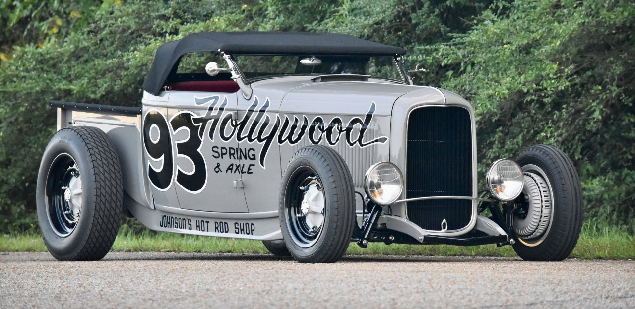 Axalta Paint Products 1932 Ford Roadster pickup | SEMA360 2020