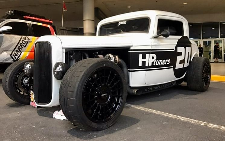 HP Tuners 1932 Ford Highboy   SEMA360 2020