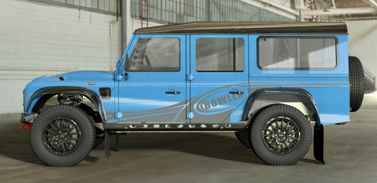 Defender, Original Defender 110 coming back with supercharged V8 and air conditioning, ClassicCars.com Journal