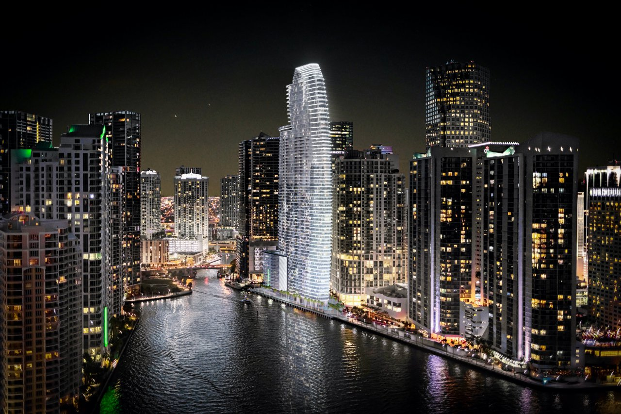 martin residences, Buy an apartment, get a car, Miami style, ClassicCars.com Journal