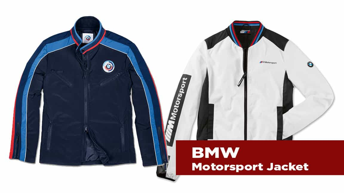 The Journal's holiday gift guide   BMW Motorsport Jacket