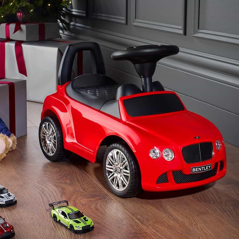 Bentley ride on car
