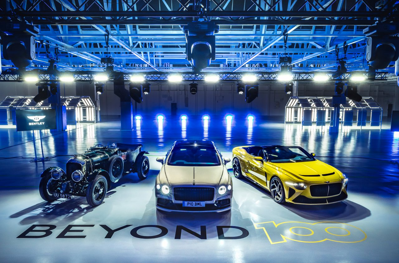 Bentley, Bentley plans exclusively electric-powered fleet by 2030, ClassicCars.com Journal
