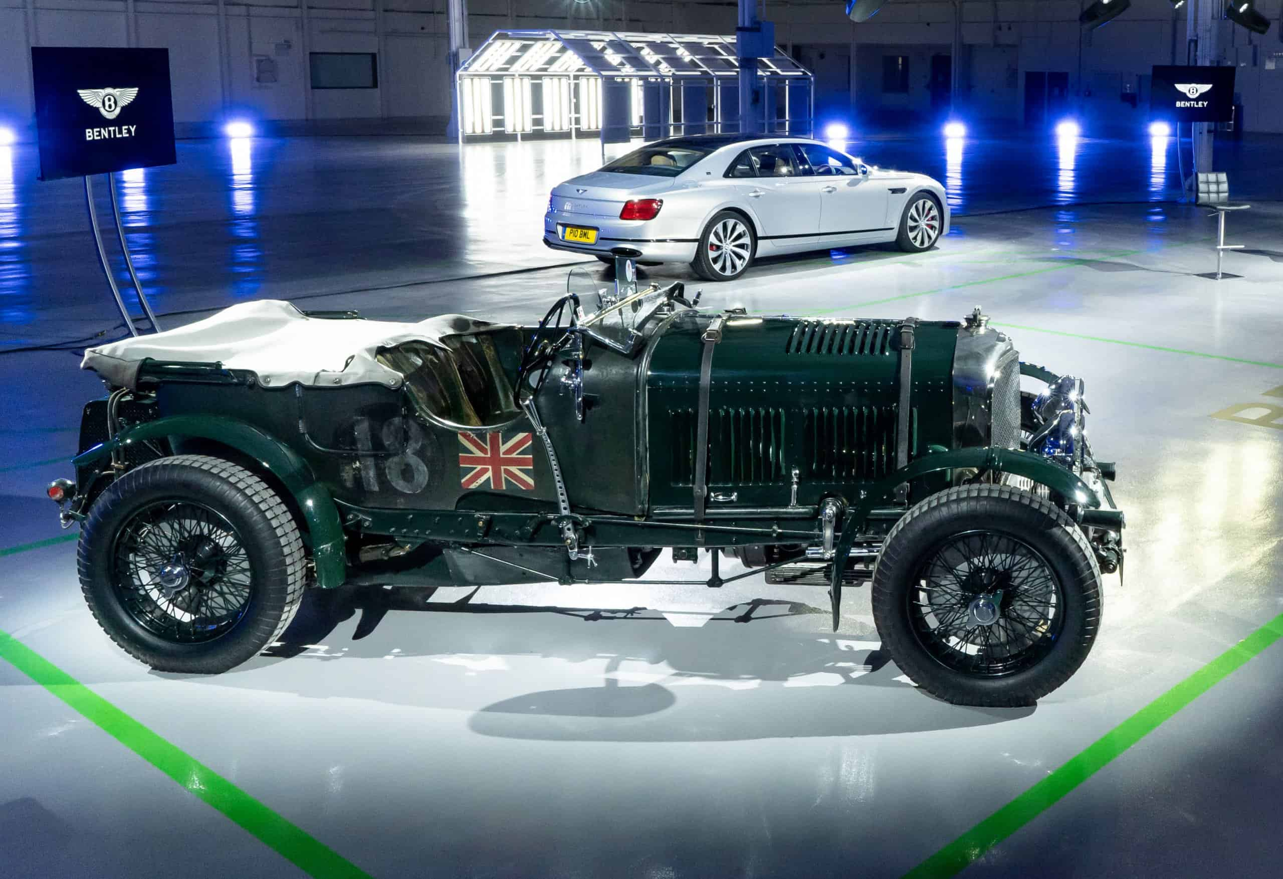 Bentley Plans Exclusively Electric Powered Fleet By 2030