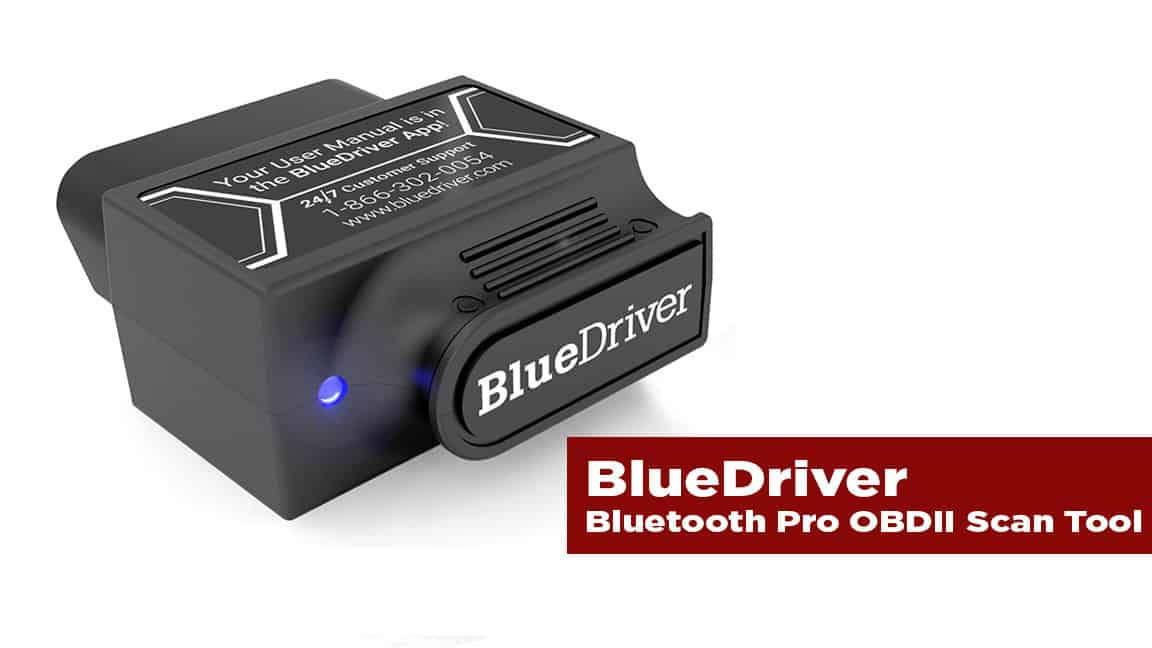 The Journal's holiday gift guide   BlueDriver bluetooth pro OBDII scan tool