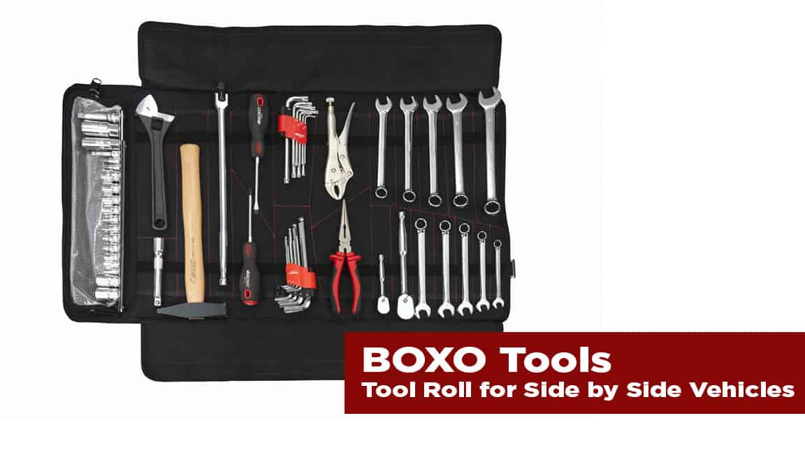 The Journal's holiday gift guide   Boxo Tools tool roll