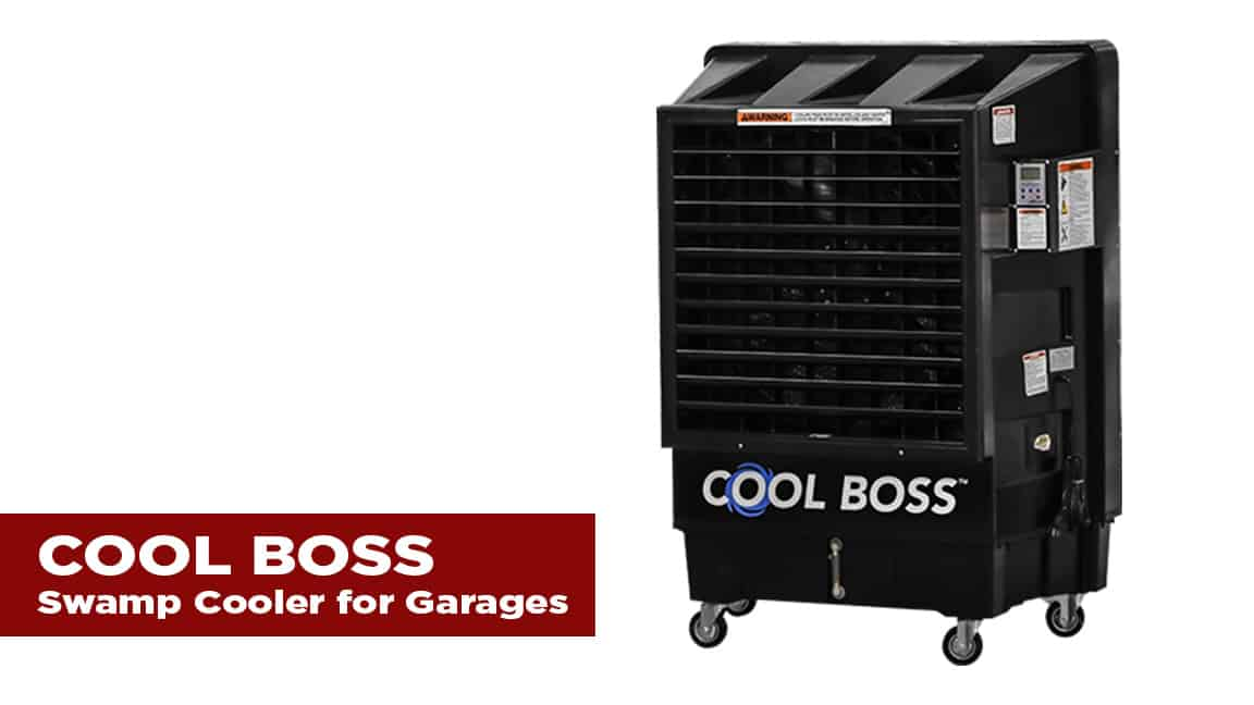 The Journal's holiday gift guide   cool boos swamp cooler for garages