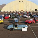 Duel in the Desert 32-car field of drivers