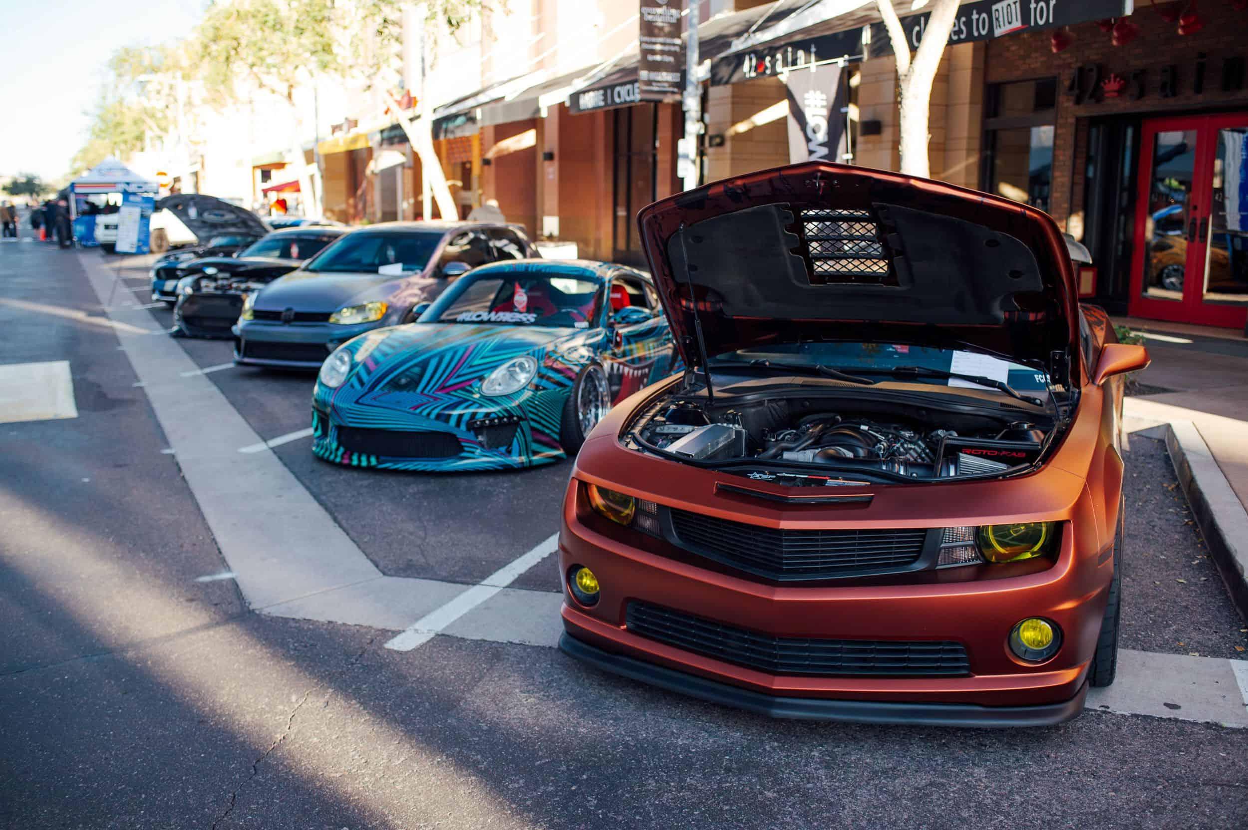 6th annual Future Collector Car Show
