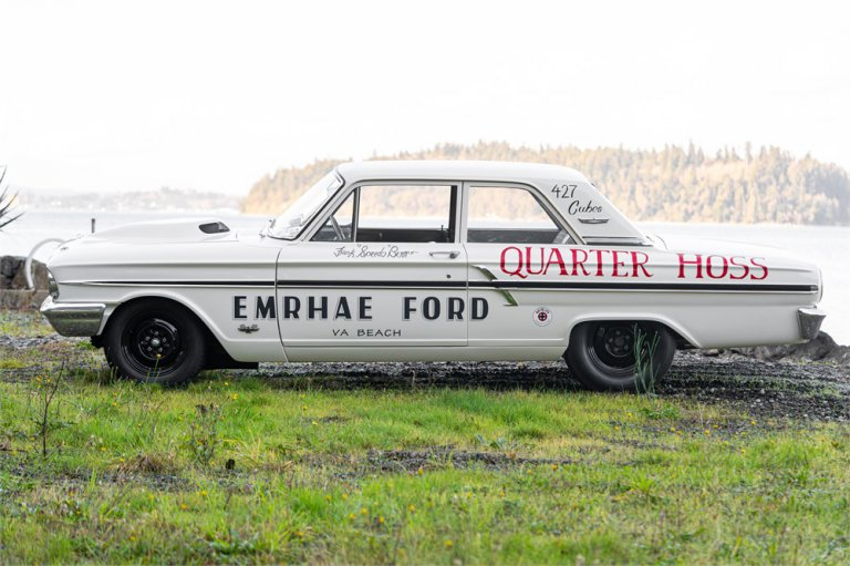 AutoHunter offers rarest of muscle cars, 1964 Fairlane Thunderbolt