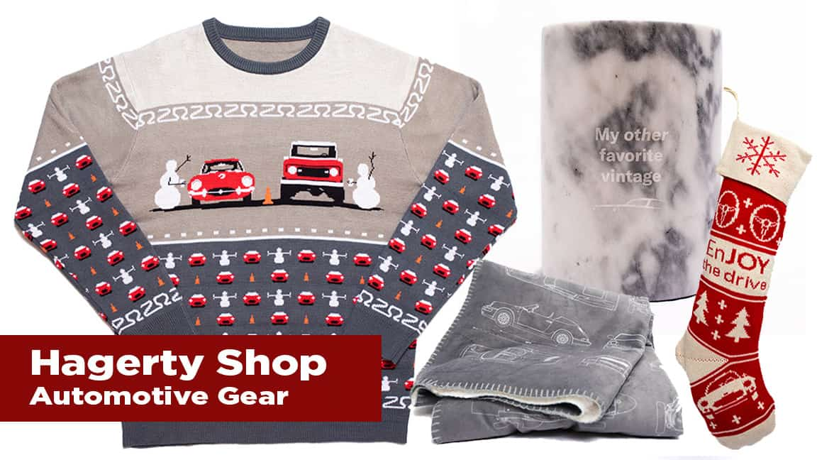 gift, The ultimate holiday gift guide for car enthusiasts, ClassicCars.com Journal