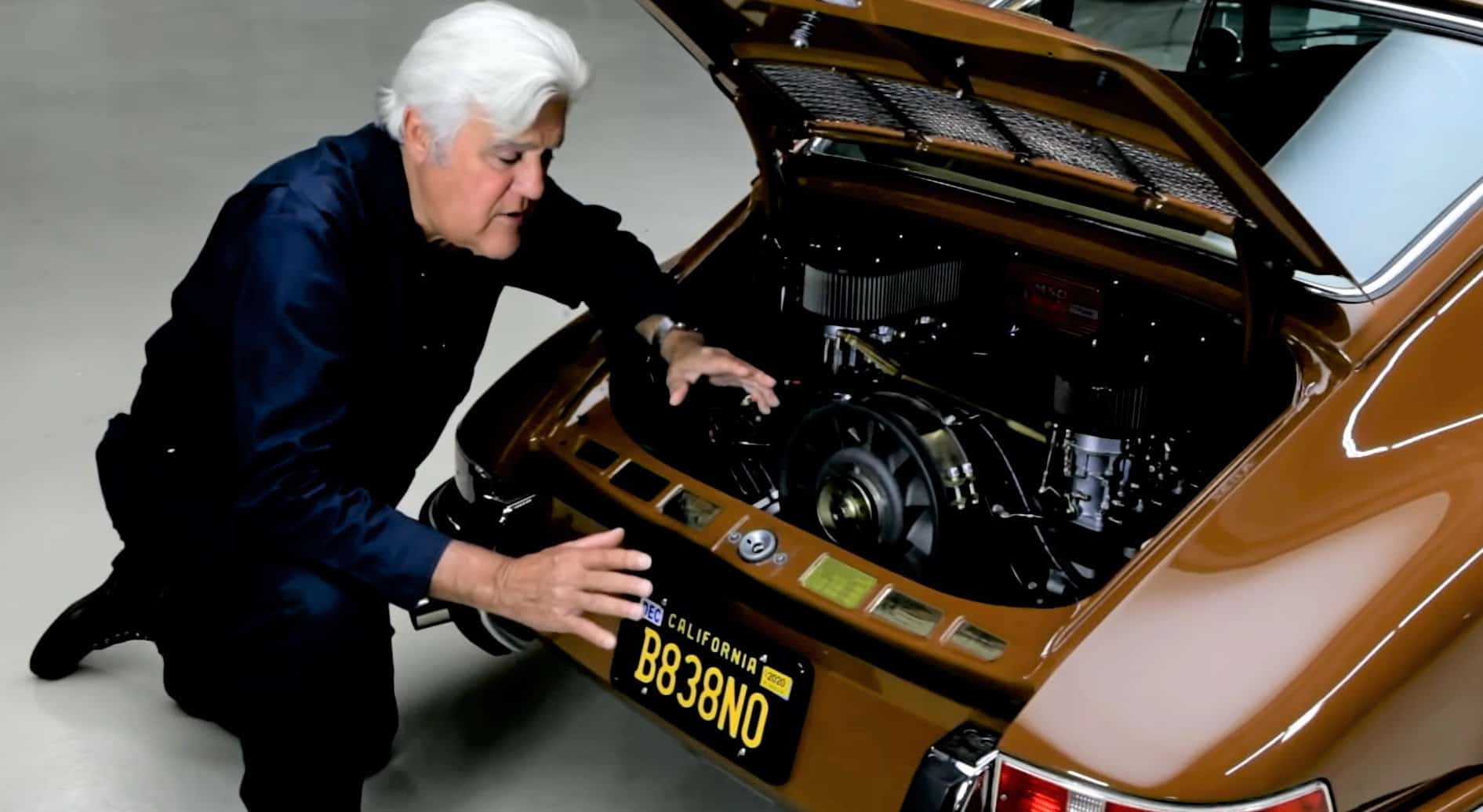 Jay Leno's Garage 1971 Porsche 911 T