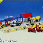 LEGO-Big-rig-Truck-Stop
