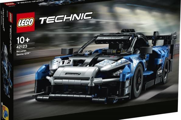 McLaren Senna GTR LEGO Technic