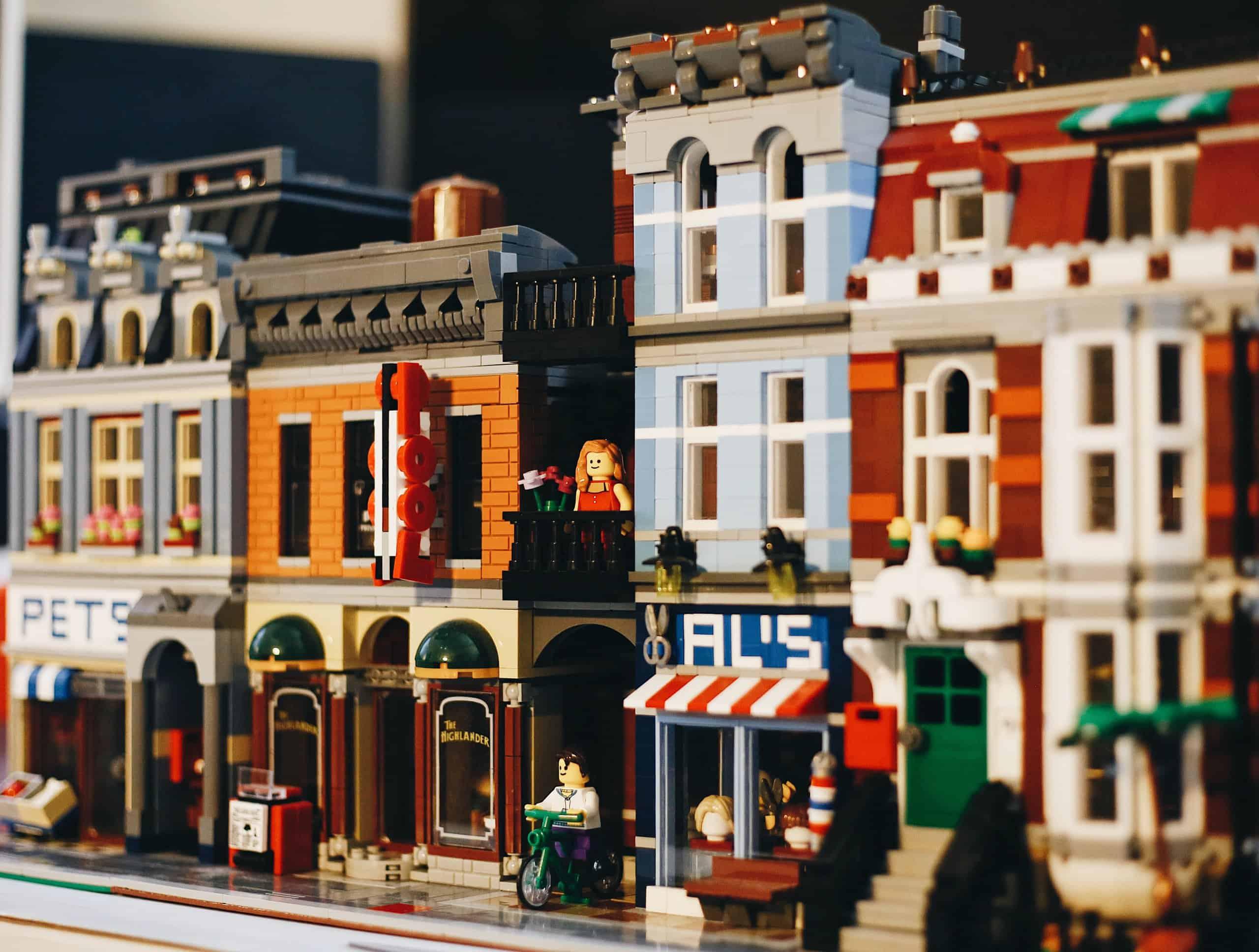 LEGO set values