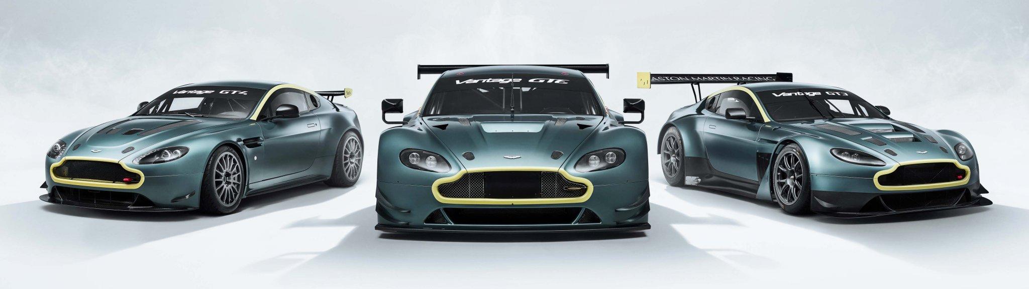 Aston Martin Offers Vantage Legacy Collection Laptrinhx News